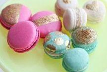 Macarons / Delicious macarons,  macaron wedding cakes