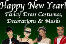 New Year's Eve Fancy Dress Costumes