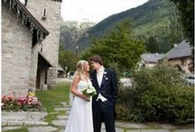 Real weddings in Chamonix  / Real weddings from Chamonix,  Mont Blanc and Rhone Alpes area