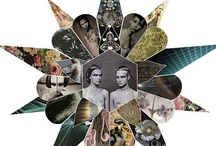 COLLAGE / Collages, mix media, art, paper...