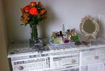 Reaproveitar Móveis - Regiane Ivanski / Dando uma segunda chance para os móveis: inspiração, passo a passo e projetos faça você mesmo / Palavras-chave: Ideias para móveis, faça você mesmo, DIY, inspiração,design de interiores, reaproveitamento e decoração.