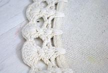 crochet edging / by titantina