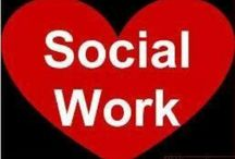 I ❤️ Social Work / Social Work Resources / by kelly Darger