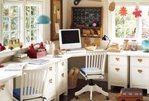 Home Offices & Command Centers