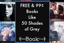 FREE & 99¢ Books / FREE and 99¢ books! http://smutbookclub.com/theres-a-fire-inmypants-book-sale-going-on/ *Prices valid for US Kindle books at the time of pinning or posting.