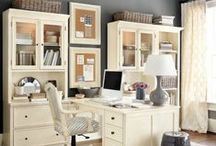 {Home} Home Office / by Lindsey Brogdon