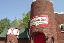 Santa's Candy Castle / The historic Santa's Candy Castle offers a festive experience blending the old-world charm with a modern-day spin and provides a magical experience for believers of all ages.