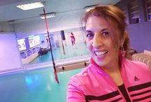 Atividade Física/ Esportes - Regiane Ivanski / Nunca é tarde para começar uma vida saudável. Ter uma vida saudável, equilibrada, praticar atividades físicas só depende de você. Amo tudo isto!