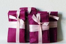 Wrap + Package / Product packaging / wrapping ideas / gift wrapping / parcels / DIY / mailing gifts / sending packages