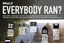 RUNNING:: Infographics