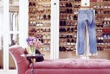 Dreamy Closets / From walk-ins to sliding doors, we love a well designed and well kept closet.
