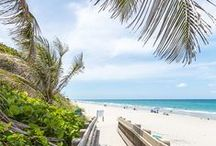 Soaking up the Sun / Visiting the Palm Beaches? Enjoy this sunny destination from Boca Raton to Jupiter!