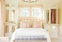 Master Bedrooms / Masterful bedrooms for the heads of households.