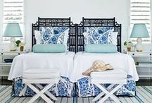 Glamorous Guest Rooms / Stay a while...