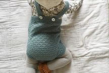 Baby knits / Beautiful vintage inspired knits for babies and toddlers
