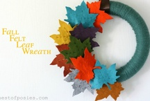 for the love of Wreaths! / by Megan Hafer