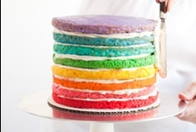 Planning - Paige's 2nd BD / Rainbow theme for our January 5th Girl / by Kim Schlegel