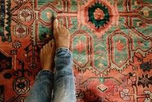 Bohemian Dream Home Ideas / A collection of gypsy, boho, free spirit, eclectic design inspirations for the home.