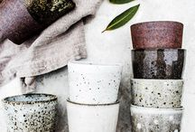 glass&ceramics / Ceramics and glass. Pottery. Raku