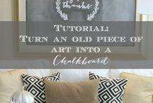 How to DIY / by Rachel Burke