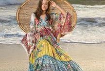 Bohemian Beauty / For the free spirits, those with wanderlust, the young at heart, with a passion for life and all that is beautiful! #bohemianfashion #bohochic