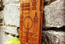 Primovisto - Bamboo iPhone 4, 4S Cases / Laser Engraved designs on our bamboo iPhone 4 and iPhone 4S cases
