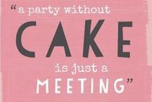 Cakes and Decor / Just tastey looking treats that catch my attention. Maybe they'll catch yours :) / by Jeana Gray