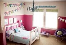 inspired • kid's rooms / by McKenzie {Girl Loves Glam}