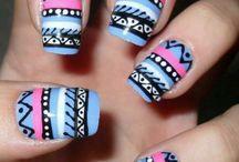 Fancy nails / by Liz Racine