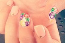 Nails / Cute ideas for ways to do your nails. / by Liz Nielson