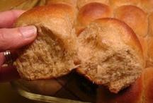 Bread Recipes / by Megan Hafer