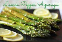 Vegetables & Side Dishes - Recipes / by Megan Hafer