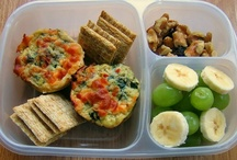 Lunches for the Littles / by Megan Hafer