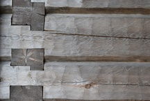 Wood / by Laara Copley-Smith Garden Design