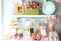 food • display / by McKenzie {Girl Loves Glam}