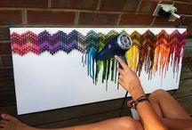 Crafty / by Liz Racine