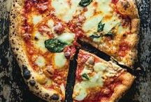 Pizza, Flatbreads, and Toasts