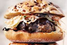Burgers, BBQ & Grilling - Recipes / by Megan Hafer