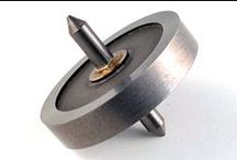 TUNGSTEN CARBIDE / Tungsten carbide is used today in many applications, jewellery as well as industry related work.  Many of our tools are made from Tungsten carbide as it is very tough and very durable.   / by Eternal Tools