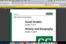 Social Studies, History & Geography / #ontsshg