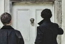 221B Baker Street / One of the best shows I've ever seen, so amazing. I am definitely ____ LOCKED. / by Liz Nielson