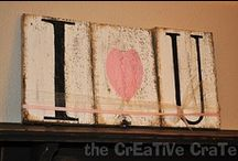 Valentine's / by Brigitte Brown