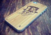 Primovisto New Products / Pictures of our beautiful Bamboo iPhone 5/5s cases