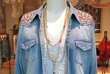 Boho Outfit Ideas / Boho chic, vintage-inspired outfit ideas from head to toe! We'll help you style your Johnny Was look!