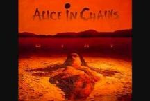 Alice in Chains ♫ / A board dedicated to one of my all-time favorite bands!  ♪ ♥ ♫ / by Brittany Rowlands