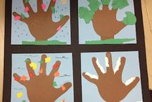 Preschool March - Seasons, Months, & Weather / Preschool March Curriculum, Themes: Weather, Climate, Seasons, Spring, St. Patrick's Day, Dr. Suess, Weather Shows, Van Gogh / by Rebecca Rak