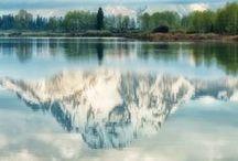 photo references - lakes