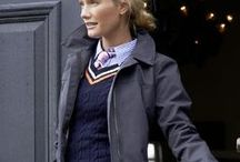 p is for prep / classic prepster preppy style inspiration
