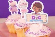 Doc McStuffins Party Ideas / by Disney Junior