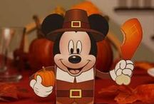 Thanksgiving with Disney Junior / These delicious recipes, fun crafts, and engaging activities will be sure to bring a little Disney Junior magic to you and your family's Thanksgiving celebration. / by Disney Junior